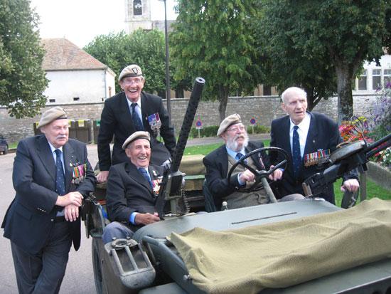Anciens SAS 4 septembre 2007